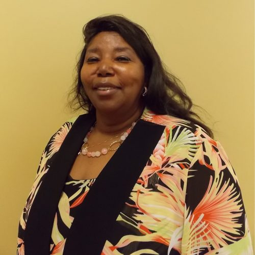 Board Member - Rev. Earnestine Butler